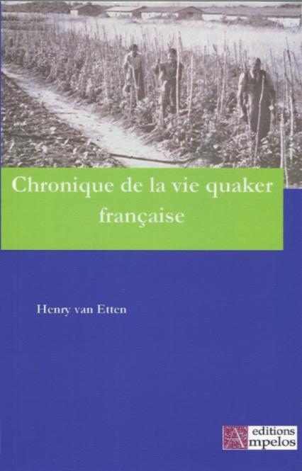 Livres Quaker Van Etten - Livres_Quaker_Van_Etten