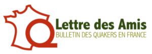 Lettre des Amis header 300x107 - Dec. 2018: Latest Issue of French Quakers' Newsletter